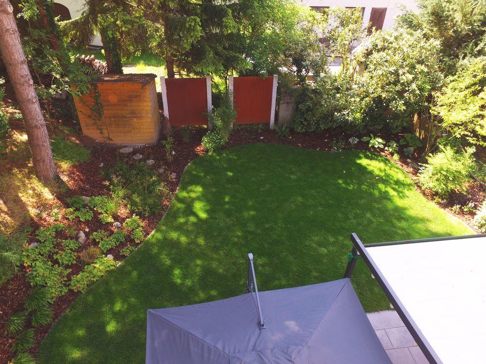 Gartenumgestaltung Erding